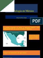 Limnología en México