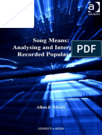 Song Means Analysing and Interpreting Recorded Popular Song by Allan F. Moore (z-lib.org)