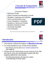 Chap02-Basic Electric Circuits & Components