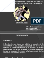 CRIMINOLOGIA ultima