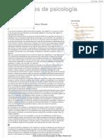 01 Resúmenes de psicología._ El estudio apropiado del hombre. Bruner