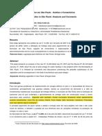 Artigo - A Lei da Energia Solar em São Paulo - Análises e Comentários
