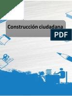CONSTRUCCIÓN CIUDADANA