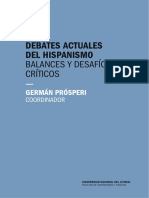 Traducciones españolas prejuicios
