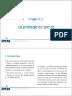 Chapitre-02-Le pilotage de projet