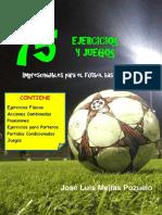 recopilación de ejercicios de fútbol