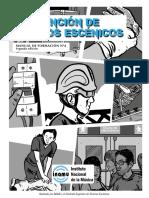 INAMU - Manual 4 Prevención de Riesgos Escénicos