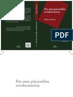 CHECCHIA. SOUZA JR. LIMA. (Orgs.) Por Uma Psicanálise Revolucionária. Otto Gross