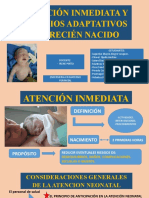 ATENCION INMEDIATA AL RN 1