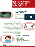 Protocolo Coronavirus sector Agro