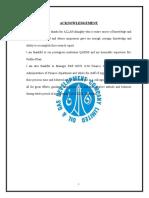 OGDCL INTERNSHIP REPORT