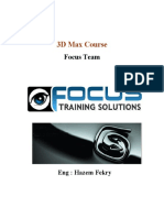 3D Max Course