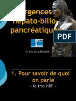 05 Urgences hépato-bilio-pancréatiques JBIUA 2013