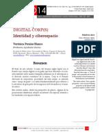 Icono14. A9/V1. Digital Corp(s). Identidad y ciberespacio