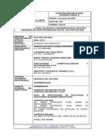 Auto de archivo de la investigación fiscal al alcalde de Sincelejo-04/06/2020