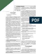 D.S. N° 016-2009-EM
