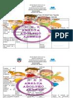 planejamento analia 1 bimestre ANALU
