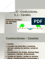 Tema 6 - Canales
