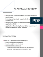 Chapter 1 Differential Approach to Flow Analysis