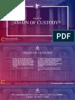 CHAIN OF CUSTODY.pptx