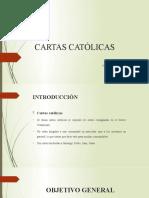 Las Cartas Católicas Diapositivas