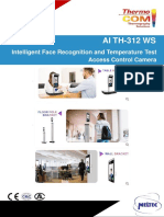 AI TH-312 WS FEVER DETECTION CAMERA