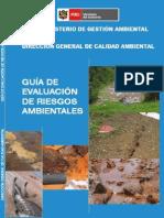 Guía de evaluación de riesgos ambientales