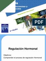 Regulación Endocrina