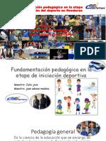Seminario Pedagogía Deportiva