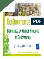 Presentation-EcoQuartiervichy