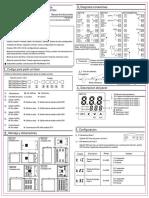 Maxwell User manual MWT Timer SPANISH