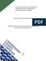 A primeira fase da Justiça Federal 1890-1937 DISS JA UFF