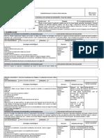 Plan de destreza- PDU - ECA 1