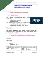 4. Construction_ Destruction Et Initial is at Ion Des Objets