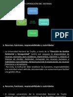 implementacion y operacion