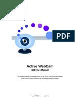 Active WebCam Manual