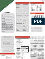 Manual MTA y MTD