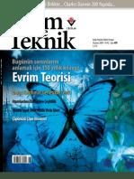 Bilim Ve Teknik Dergisi - Haziran 2009
