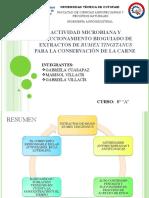 actividad antimicrobiana CARNICOS.ppt