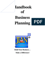 1 Handbook of Business Planning