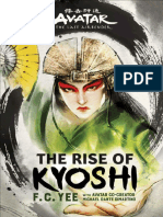 The Rise of Kyoshi (2019)