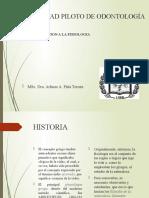 Introducción Fisiología