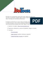 PowToon-Guía rápida