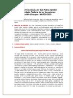 SUBSIDIO MES DE MARZO 2020