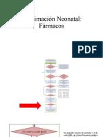 Reanimación Neonatal Farmacos