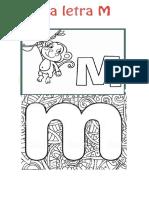 06 La letra m material de aprendizaje imprenta-convertido