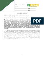 ANALISE DO PROJETO.doc