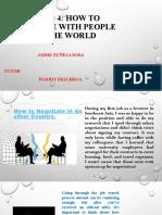 ACTIVIDAD 4 comunicacion internacional