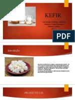 Microbiologia apresentação Kefir