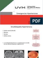 Emergencias hipertensivas1